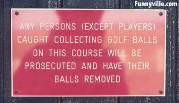 Balls will be removes