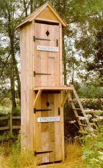 Funny pictures outhouse for Outhouse pictures