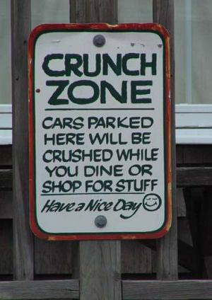 Crunch Zone Picture
